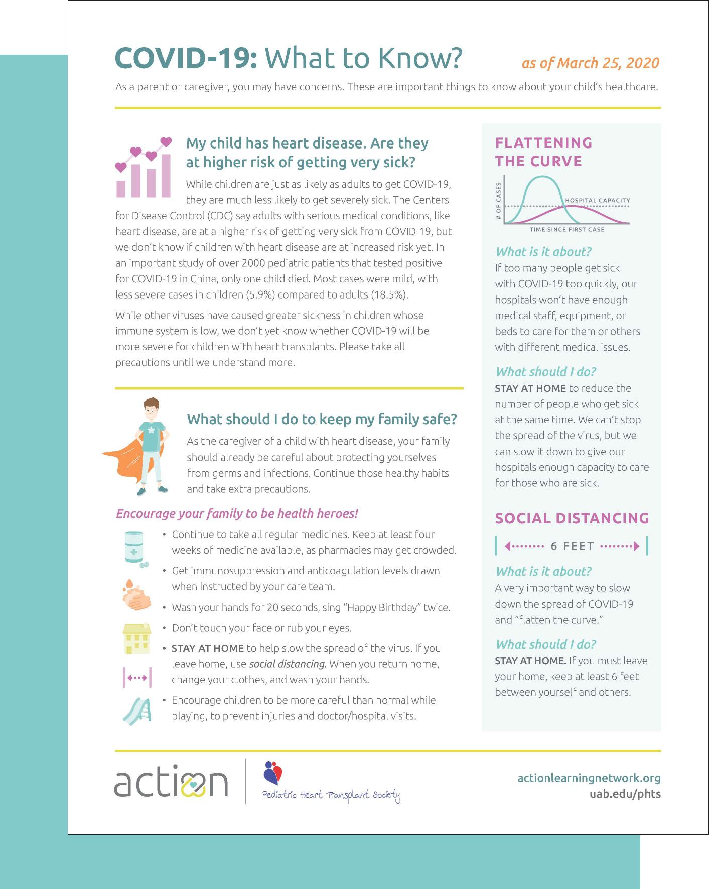 COVID-19: What Parents Should Know